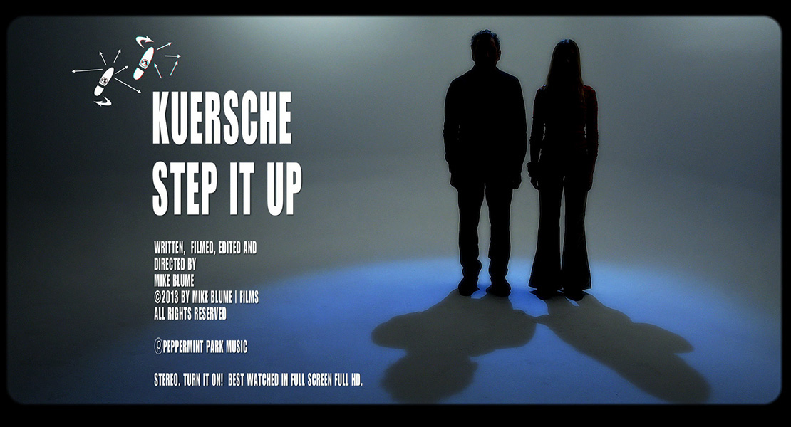 mike blume, kuersche, step it up, musikvideo, hannover, regie, singer songwriter, music video director, regie